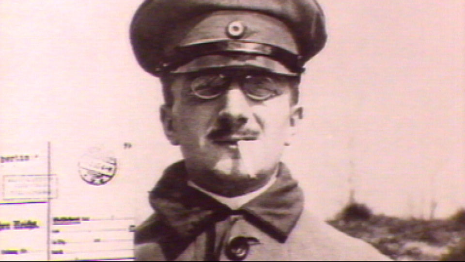 Döblin in Uniform